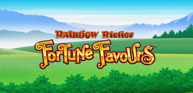Enjoy plenty of chances to win big with Rainbow Riches: Fortune Favours.