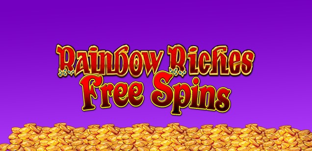 Trigger free spins over and over again with another release from this iconic slot series; Rainbow Riches: Free Spins.